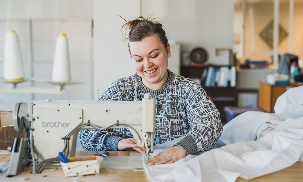 Material Creations Sewing Room